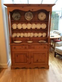 Welsh Dresser pine, in very good condition
