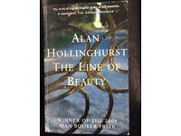 Alan Hollinghurst The line of beauty English Book
