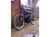 "Custom jump bike 26"" quick sale wanted"