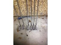 Calloway X14 Irons - good condition