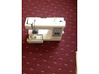 Janome sewing machine good condition