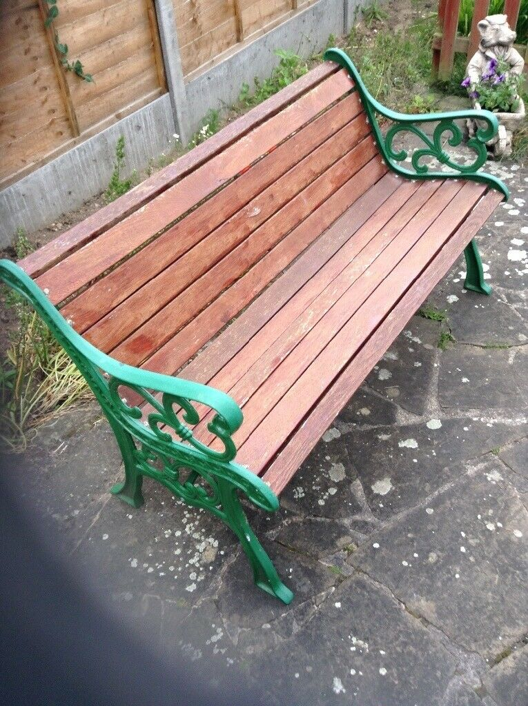 Awe Inspiring Garden Bench In Beverley East Yorkshire Gumtree Bralicious Painted Fabric Chair Ideas Braliciousco