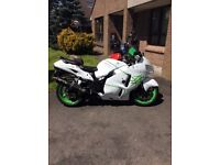 Suzuki gsx1300r hayabusa 2003 mint condition 07894468937.