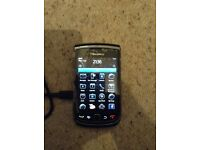 Blackberry Torch 9800 with Case - Vodafone - GOOD CONDITION