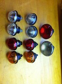 Land Rover Defender lights - complete set