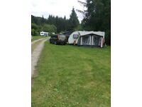 2012 swift challenger caravan for sale