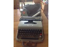 Old portable Typewriter FREE OR GOING IN THE BIN