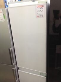Intergrated fridge freezer. RRP £379 12 month Gtee