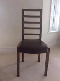 Ercol dining table and chairs and occasion table for sale- great condition