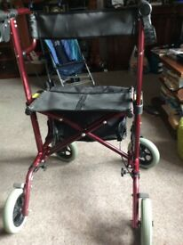 Care Mobility Magic Rollator excellent condition