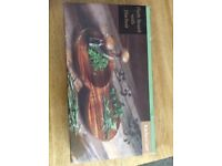 Herb board with hachoir brand new