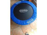 Jogging trampoline