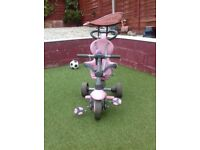 Smart Trike sit and push and ride