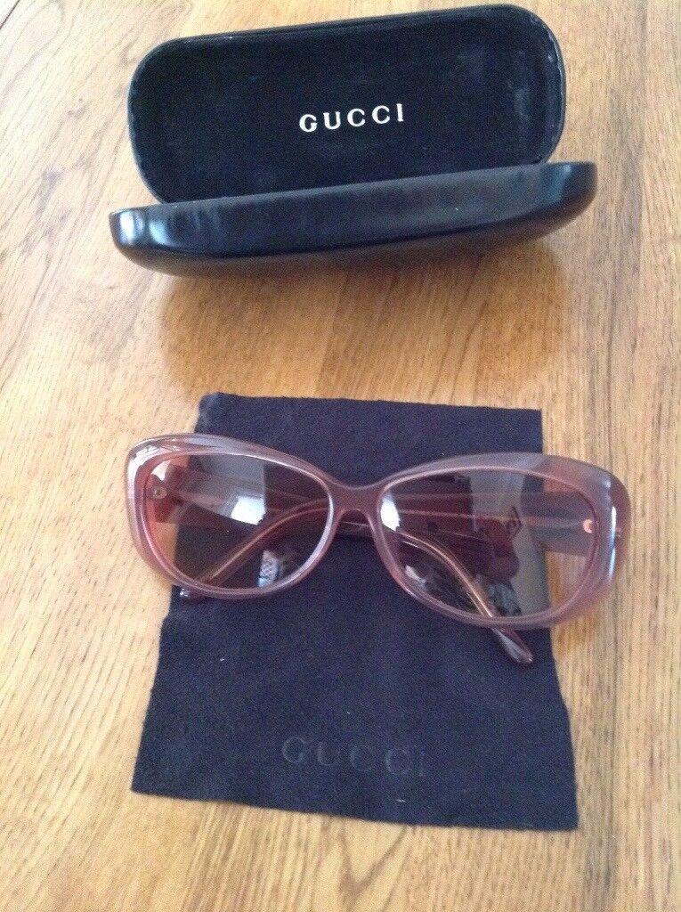 641bce98d45 Ladies Genuine Gucci Sunglasses