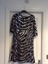 Ladies next signature dress size 18