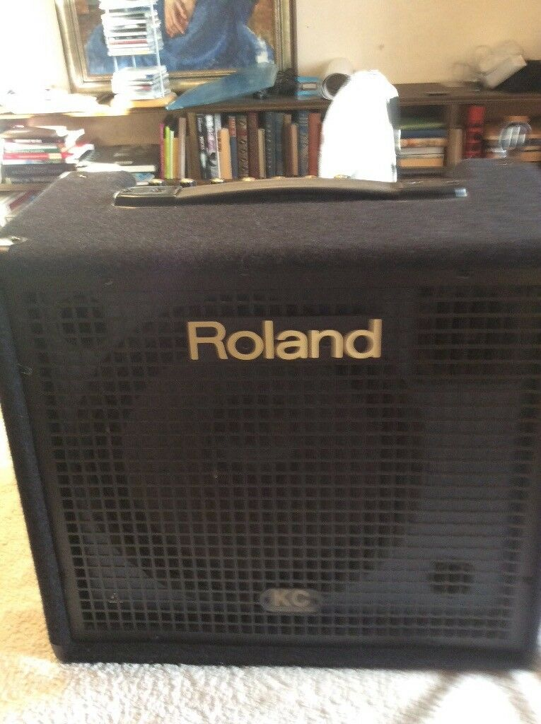 As New Roland Kc 150 Keyboard Amplifier In Maud