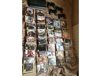 PS3 40 Games 4 Contollers