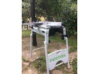 Festool table saw CS 50 LA 240volt