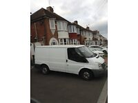 Transit swb van. 2.2 MOT Aug 2017. 165000 . Good engine and gearbox. 2 previous owners. Runs well