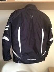 Men's Frank Thomas (FTW356) Sports Kinetik motorcycle jacket.Medium