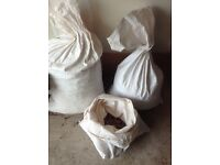 Red Garden/Driveway Chippings/stones - 2 bags