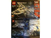 Lego Technic Cargo Plane 42025 - £60