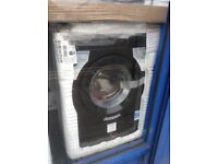 Beko black 7kg 1400spin washing machine. A+++ energy rated. New in package 12 month Gtee
