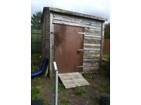 Hut for sale