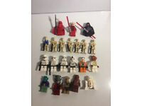 Lego Star Wars Mini Figures