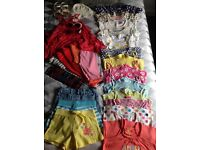 Girls Summer Clothes Bundle