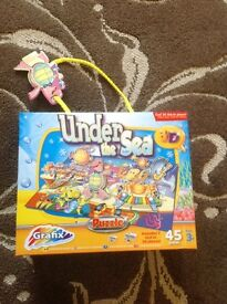 Under the sea jigsaw *BRAND NEW*