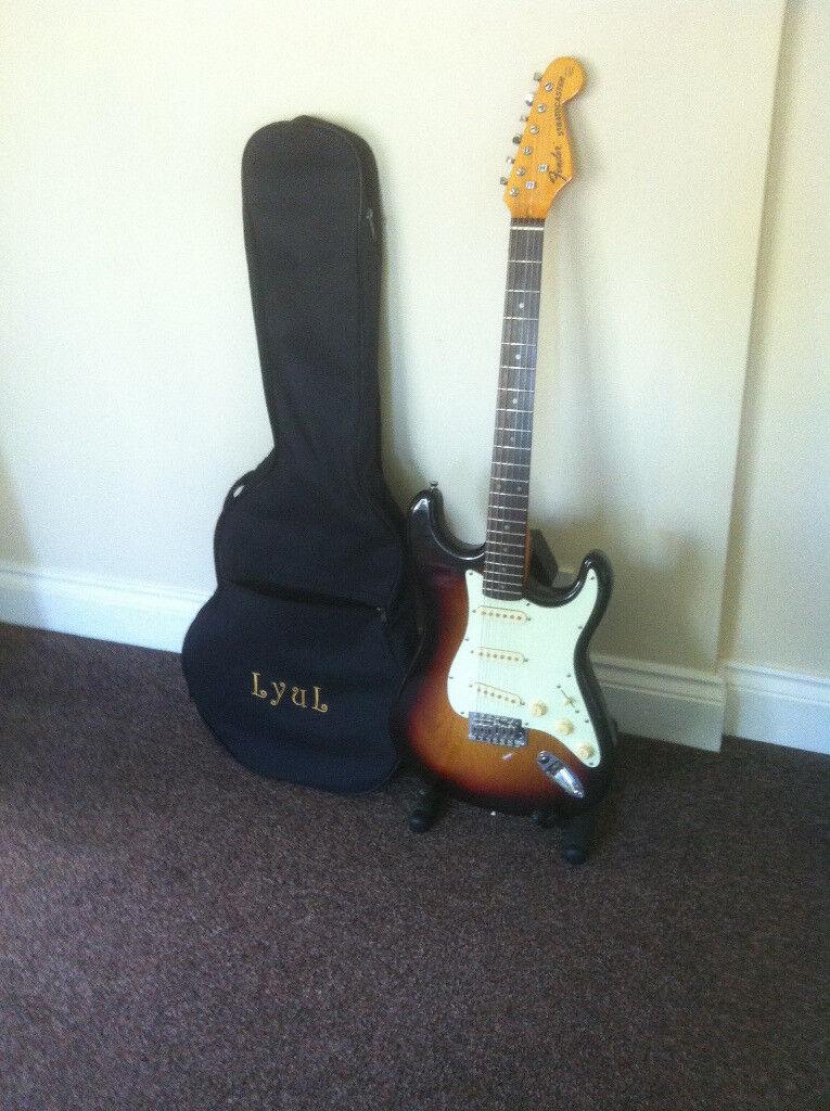 Strat copy - Electric Guitar - not Fender