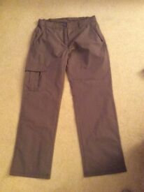Ladies Regatta walking trousers
