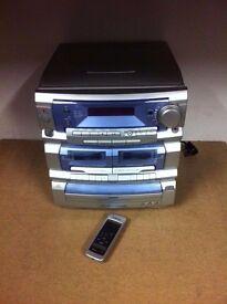 GOODMANS 2720 PLLR stereo system