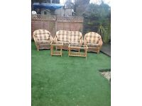 5 piece Conservatory set