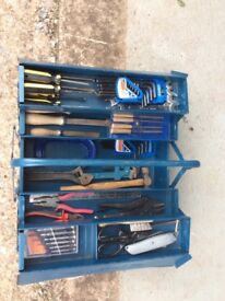 Toolbox and assessories