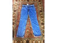 Jeans, Levi Strauss 627 stonewashed, new