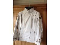 Ladies White Spyder Ski Jacket