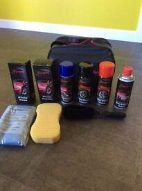 Supagard car cleaning kit, rand new, unopened £40