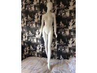 Female dress mannequin / dummy full body £30