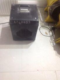 Fireflo 3Kw Workshop Garage Heater