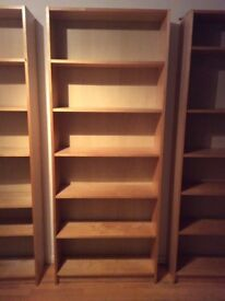 Bookcase (three available)