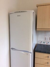 Hot point fridge freezer frost free
