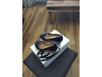 Nine West ladies platform shoes