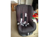 Britax eclipse car seat. Hardly used. For 9 - 18kg.