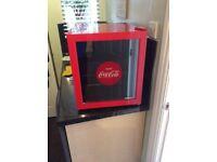 Husky Coca Cola fridge