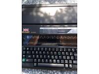 Sharp PA-3100s electric typewriter.