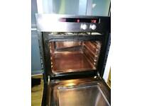 Electric oven bosch self cleaning