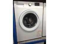 Beko 8kg 1400spin A+++ white washing machine. £189 new/graded 12 month Gtee