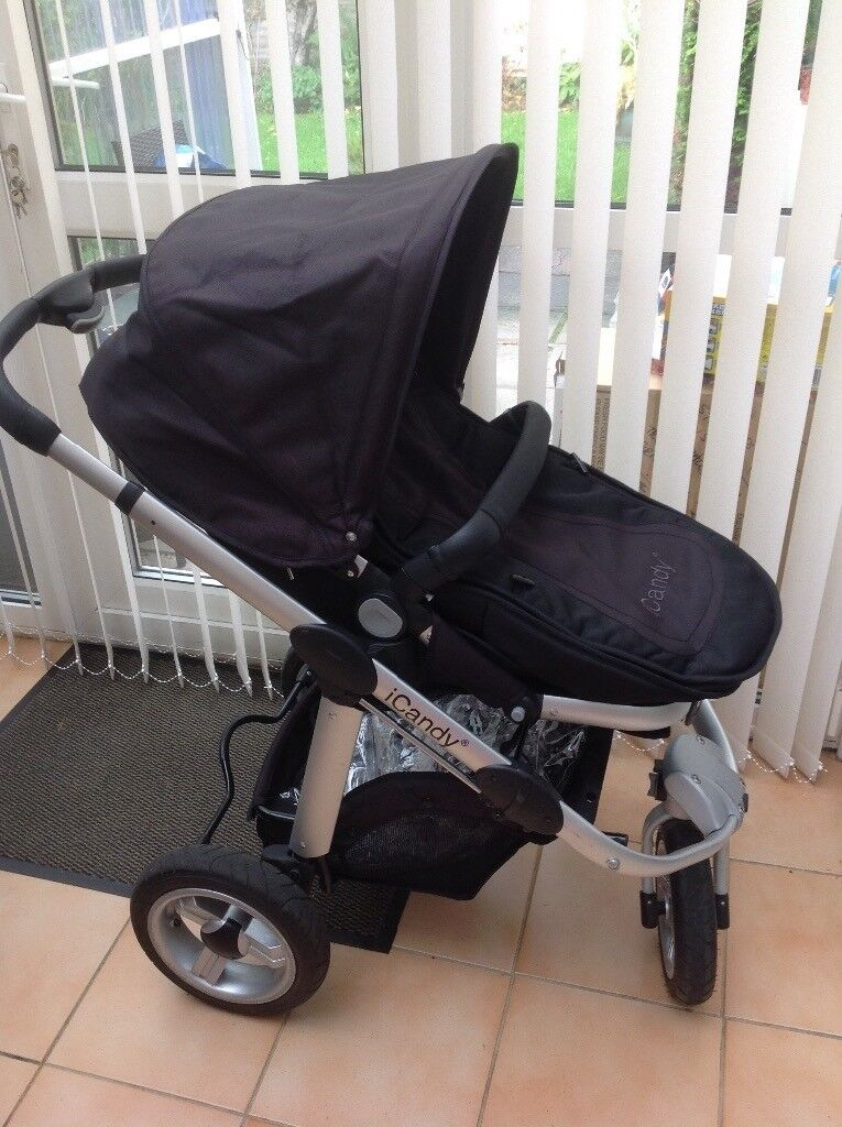 ICandy apple pushchair in good condition